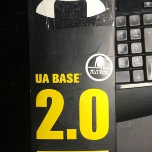 Under Armour Shirts - Men's Under Armour UA Base 2.0 Zip